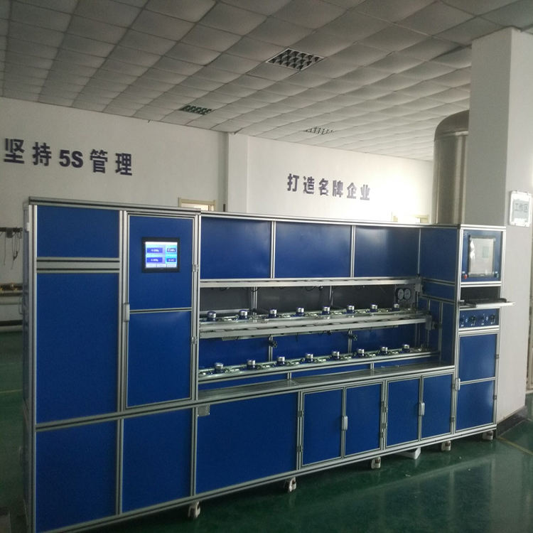 DN50-DN150 Flow Calibrating Test Bench Water Meter