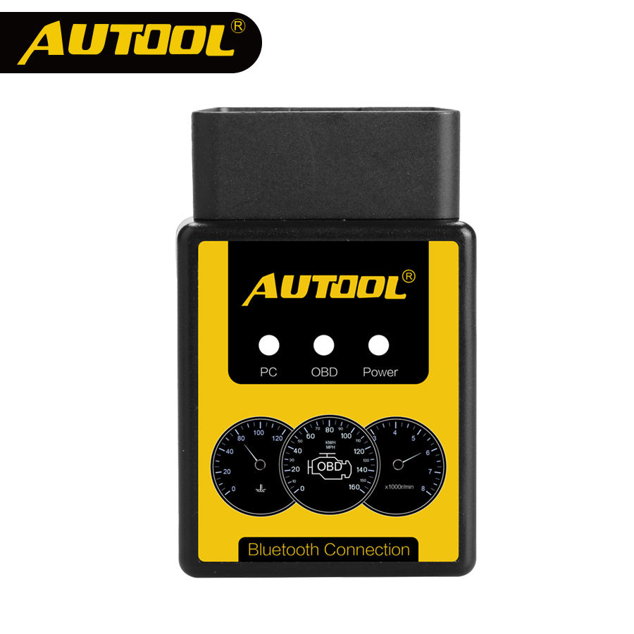 AUTOOL A1 OBD2 Scanner V1.5 WIFI Wireless Auto Car Diagnostic Scanner Works on Android Better than ELM327S Universal