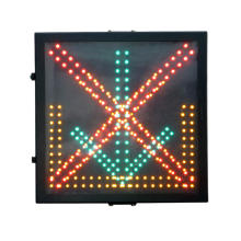 Road Led Safety Arrow Traffic Directional Signs Street Name Signs