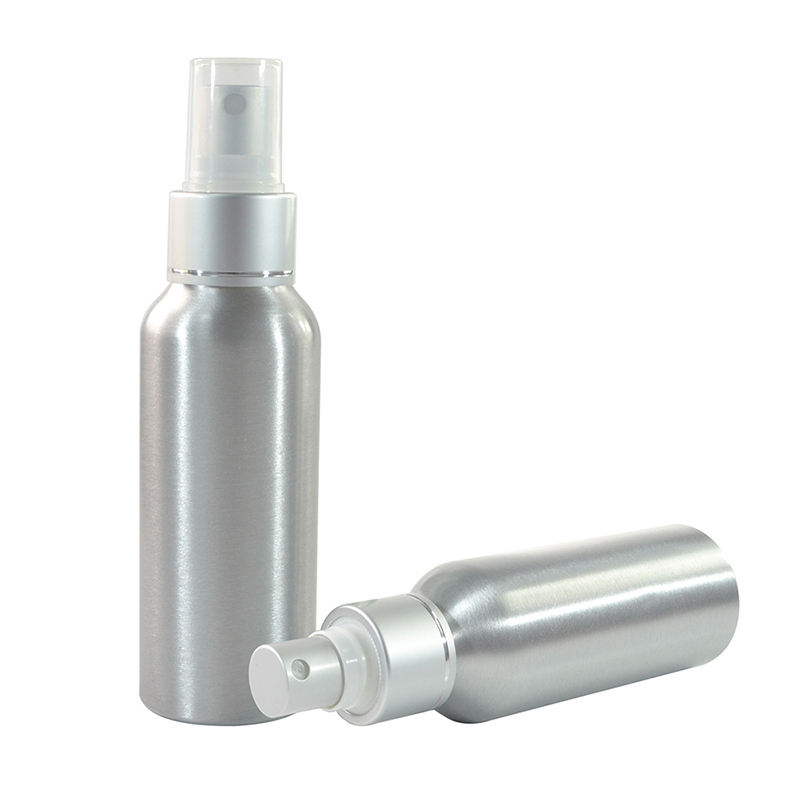 30ml 50ml 60ml 100ml Aluminum Perfume Spray Bottles Fine Mist Atomizer For Travel