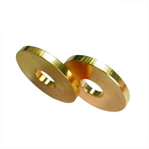 Wholesale Factory Price M35 M10 Grade 8.8 Big Rib Brass Copper Flat Washer