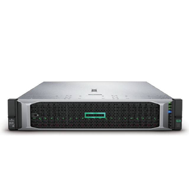 HPE ProLiant DL380 Gen10 6130 2P 64GB-R P408i-a 8SFF 2 × 800W PS Performance Server dl380 gen10