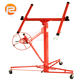 Plasterboard Hoisting Machine Board Lifting Tool 11' Hand Lifter Hoist Drywall Panel Lift