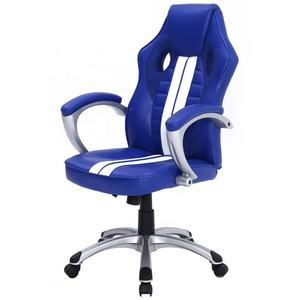 Blue color cheap price custom game chair gaming