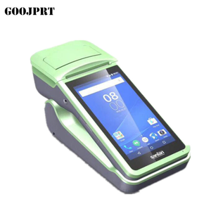 Android 6.0 3G NFC android pos terminal met printer