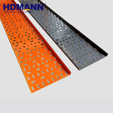 CE ISO UL TUV Certificated Decorative Perforated Steel 300 mm Wire Cable Tray