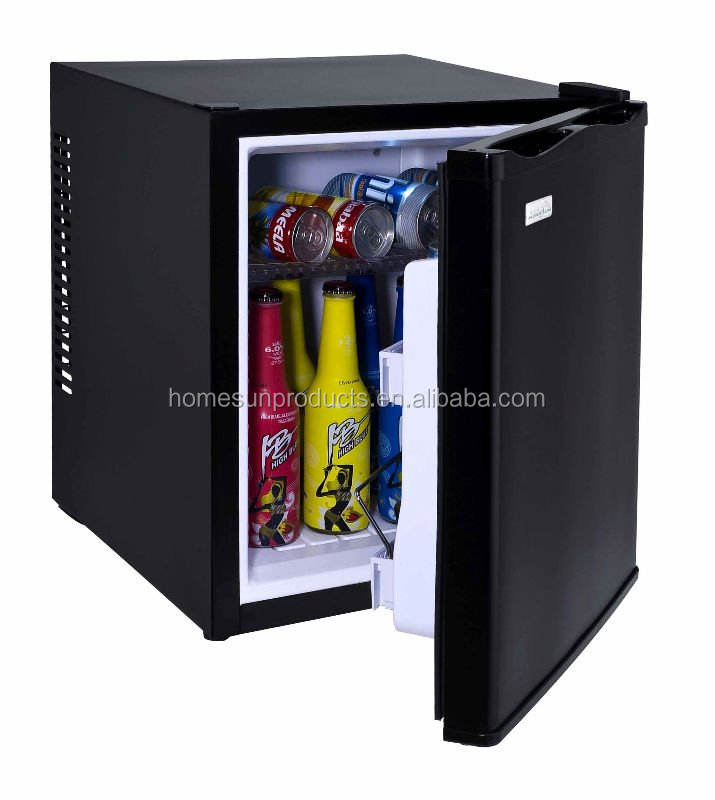 28Liters hot sale noiseless mini refrigerator with glass door for optional