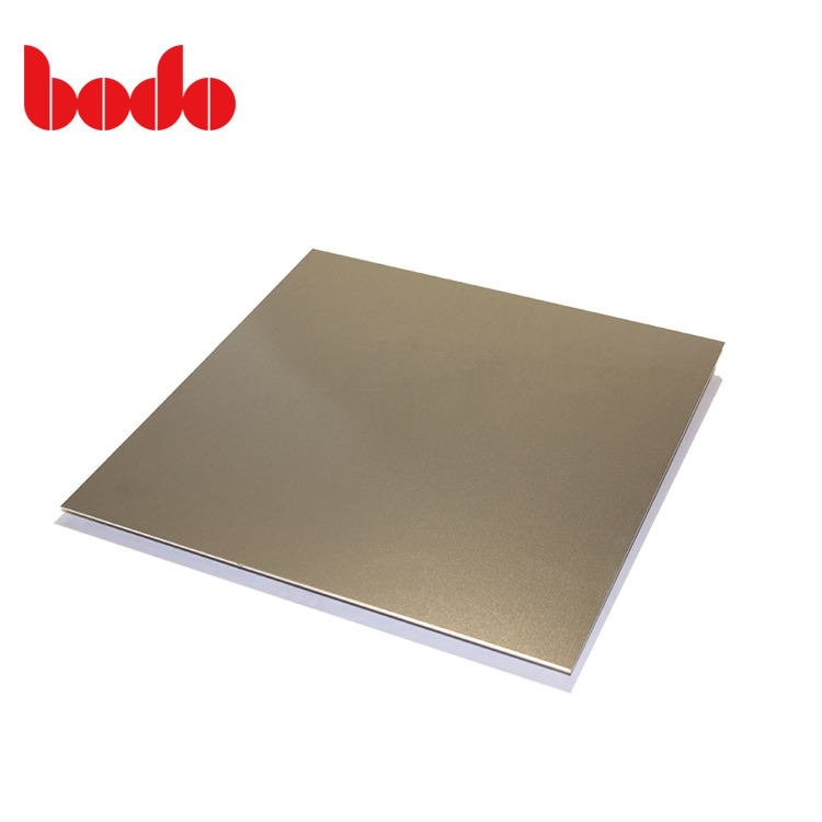 3003 1 8 Aluminum Sheet Alloy with Color Coating Aluminum Mirror Sheet