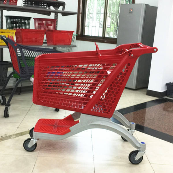 Folding [ Small Trolley ] Folding Shopping Trolley Cart Alibaba Store Small Folding Plastic Shopping Trolley Supermarket Carts