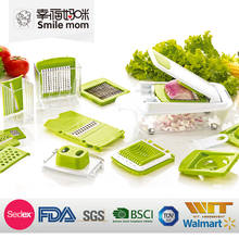 Kitchen Multifunction Manual Fruit & Vegetable Tools Chopper Mandoline Slicer Dicer