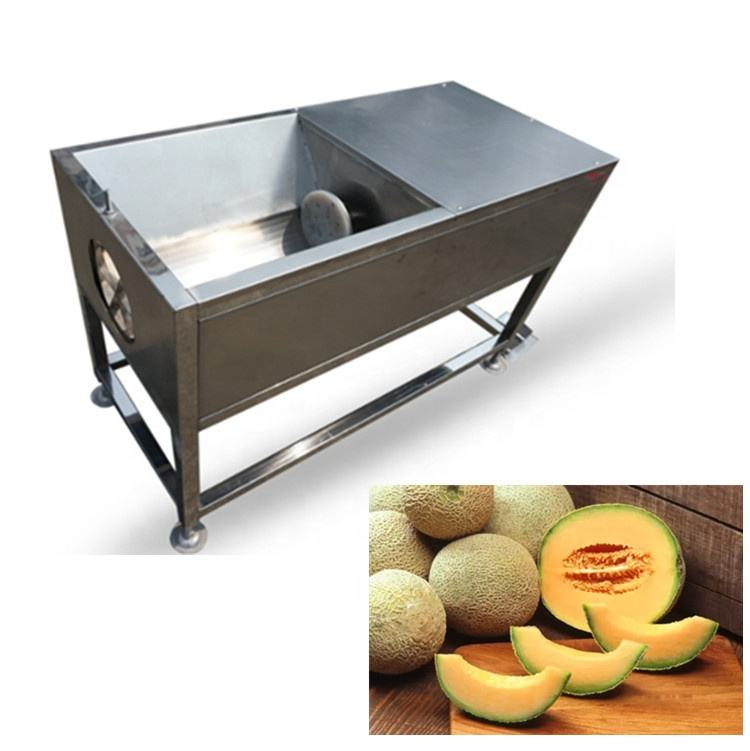 High Efficiency Good Price Watermelon Pumpkin Separator Separating Cutter Machine Watermelon 4 Pieces Cutting Machine for Sale
