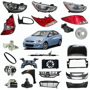 All Kinds Replacement Auto Parts For Hyundai Accent 2011-UP