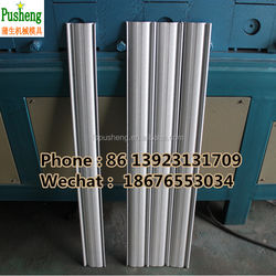 Steel Plate Roller Shutter Door Frame Cold Roll Forming Machine