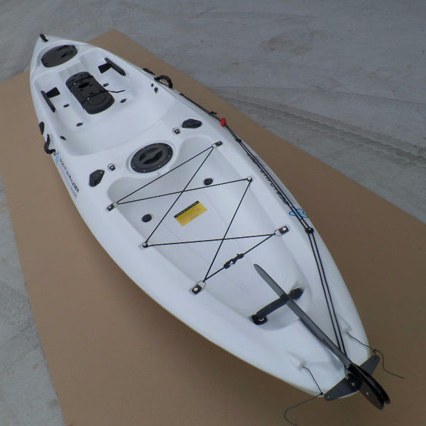 plastic Fishing Kayak With UV Inhibitors