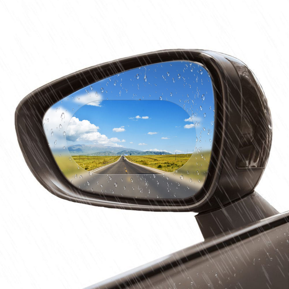 New Products Automobile Rearview mirror Anti Fog Film Water Resist Rain Proof Film