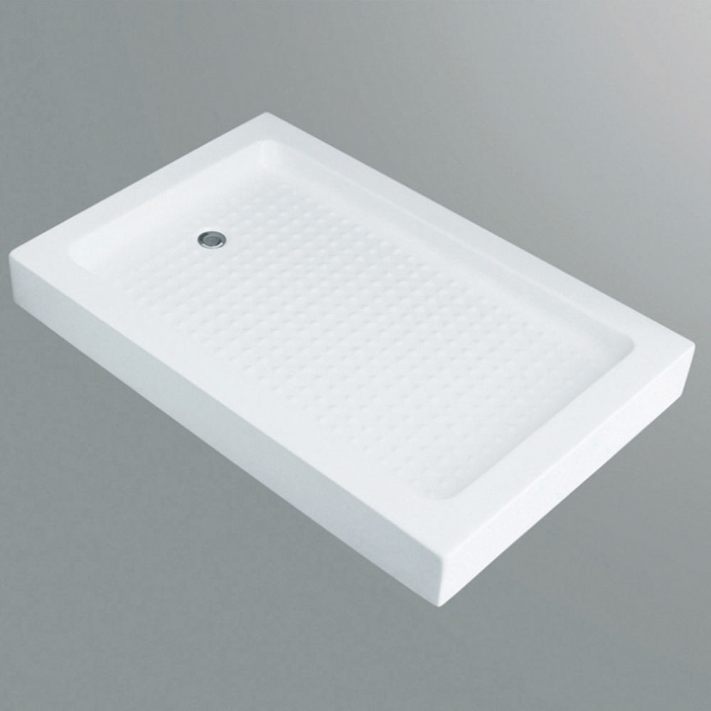 square shower tray,deep shower tray, anti-slip shower tray DP0006