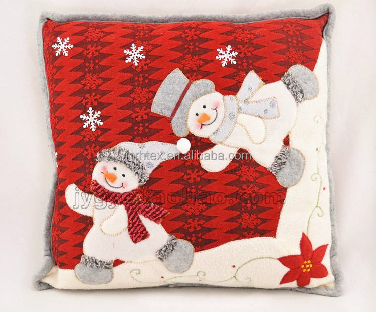 New products best selling funny christmas cushion