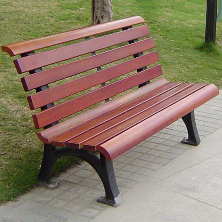 자연 공원 벤치 정원 가구 나무 정원 벤치 의자 야외 전면 도어 벤치