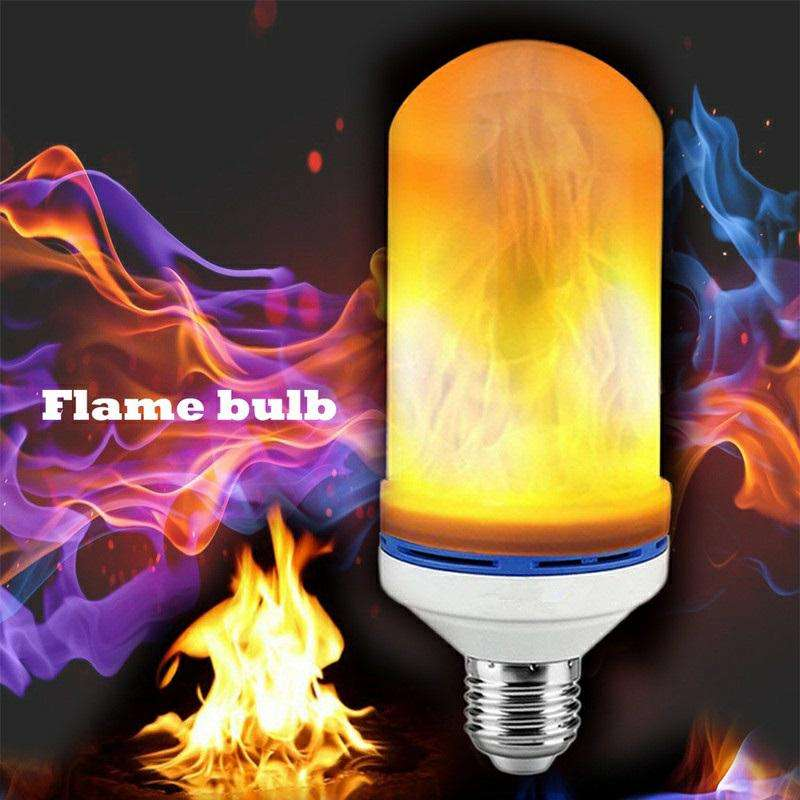 Led flicker flame bulb Decorative Lamp LED Effect Fire Light Bulbs