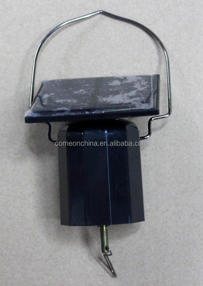 2 STÜCKE Drehmotor Wind Spinner Rotating Display Motoren Solar Betrieben