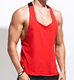 Fitness blank bodybuilding stringer singlets tank Tops Gym Y Back Tank Tops For Men polyester spandex tank tops gym stringer
