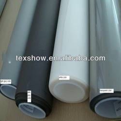 Rear projection screen film