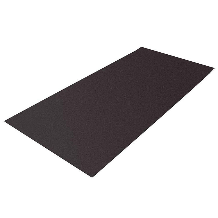 customized order Eco-friendly pvc foam decreasing noise floor protection mat for fitness equipment