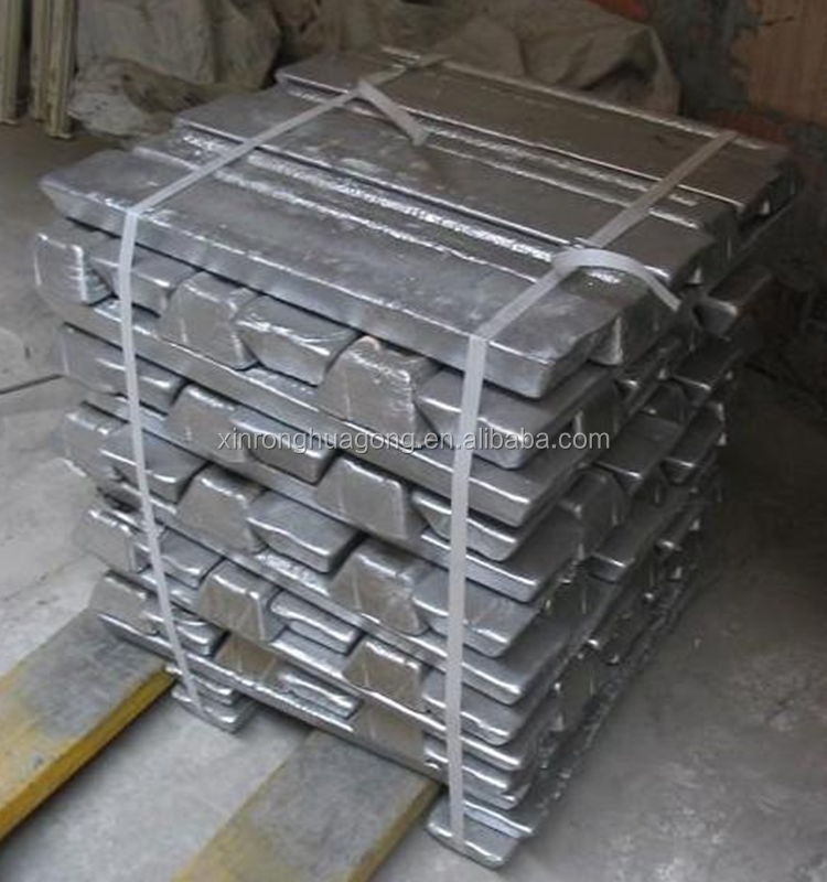 Factory Direct High Quality Aluminum Alloy Ingot ADC12