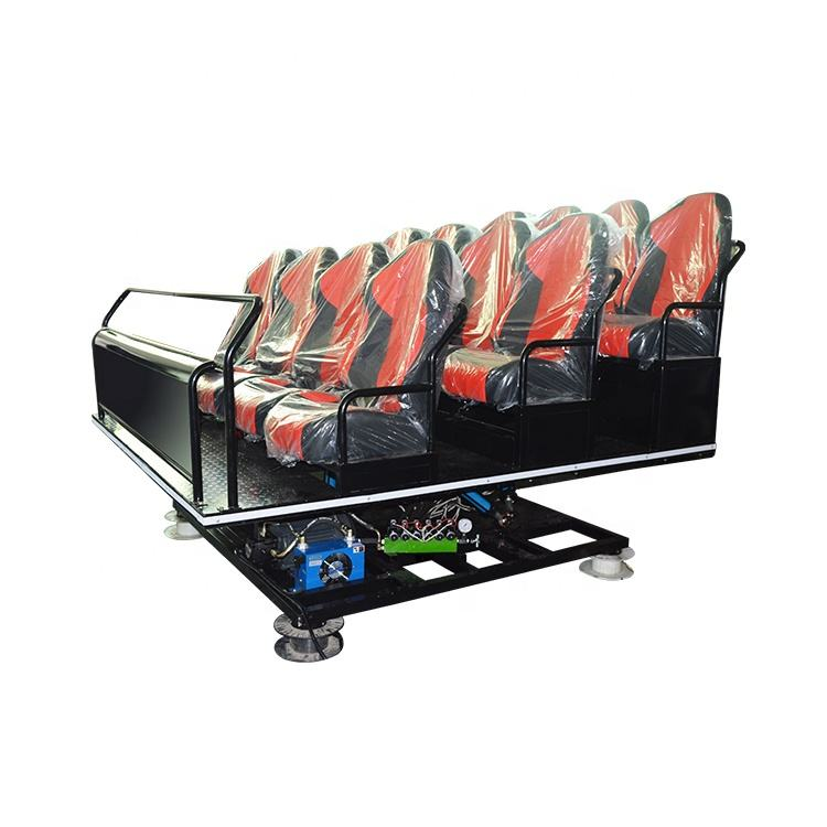 Container 5D/6D/9D Cinema Theater Movie Motion Chair 5D Cinema Equipment