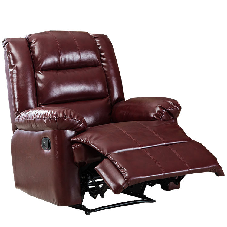Oriental Recliner Leather Fabric Arab Style Sofa
