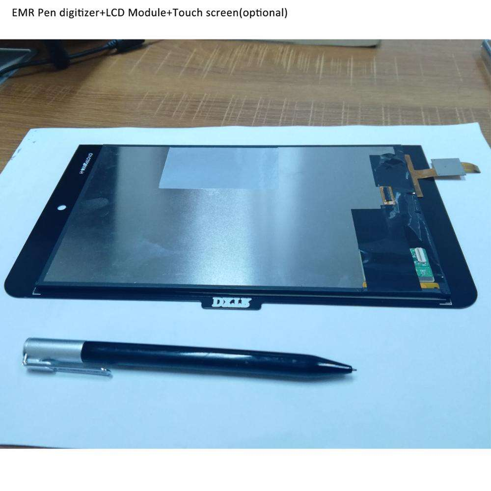8 inch EMR pen digitizer and LCD display 1920x1200 and 8inch Touch screen for graphics tablet and school tablet