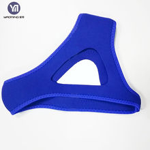 Custom logo anti snoring solution chin strap and nose vent set, mouth breathers sleep aid stop snoring devices