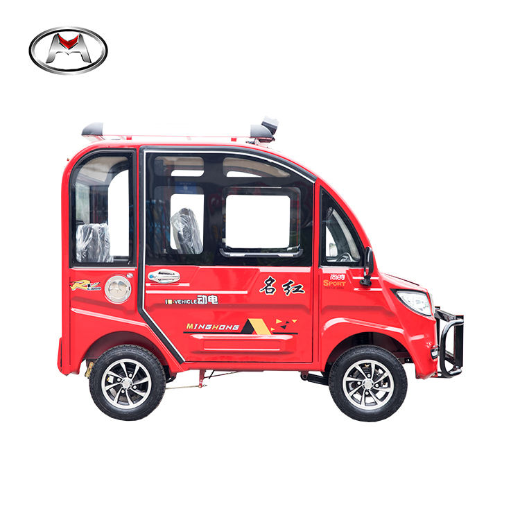 New energy electric tuk tuk taxi solar power car