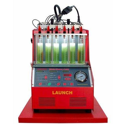 Launch CNC602A Auto Injector Cleaner With English Panel 220V CNC602 Auto Tester CNC 602 Maintenance