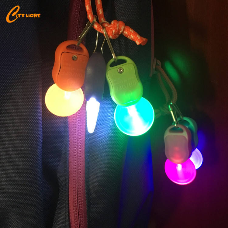 Mini Reflector Customized Logo Led Night Running led hanging light