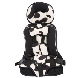 Fashional super comfortable portable safety baby car seat with latch