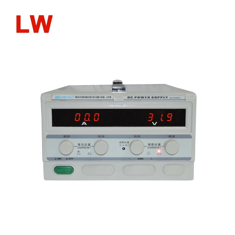 Elektroplating LW30100KD Harga Pabrik Switching Mode 30 V 100 Amp DC Power Supply