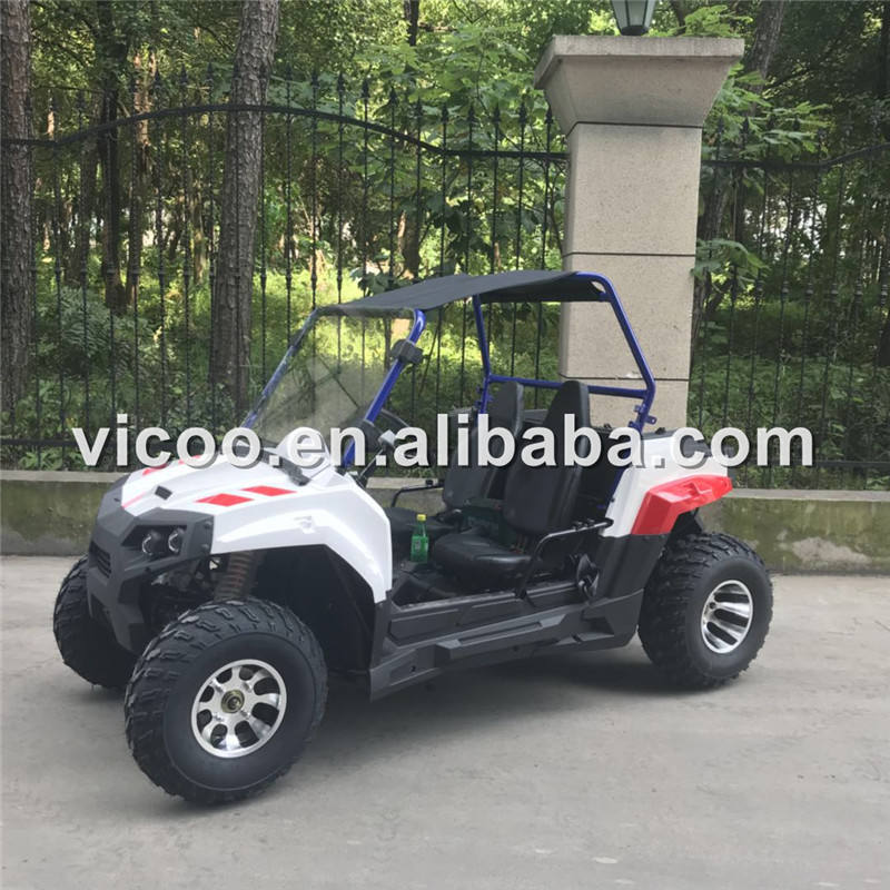 2 seats 4x4 UTV off road vehicle with 150cc 200cc 250cc