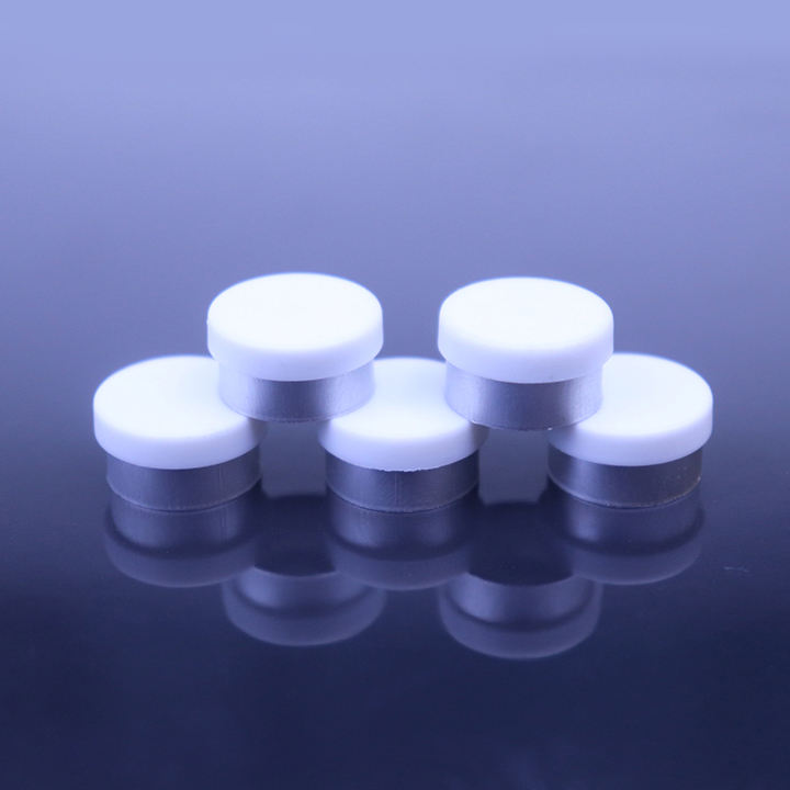 Flip off aluminum plastic seal caps tear off seal for glass vial 13mm