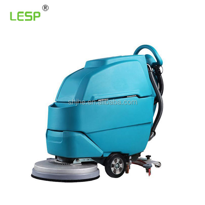 Floor scrubber cleaning machine with CE in Shanghai