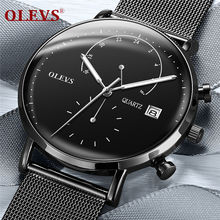 OLEVS 5571  Watch Men Watch Original Fashion Design Men Watches Top Brand Luxury Waterproof Clock relogio masculino