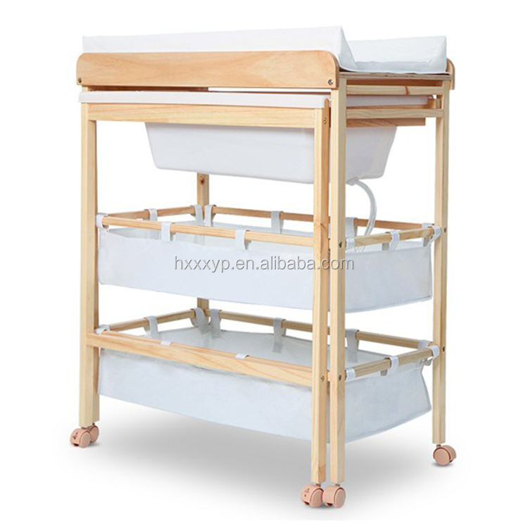 Fashion Baby Diaper Changing Table