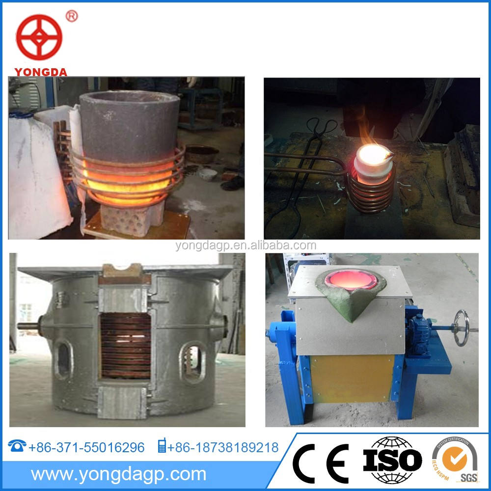 Top products hot selling induction heating melting oven
