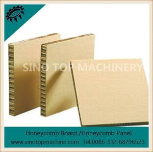 Petek çekirdek lamine kağıt karton panelleri