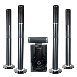 Speaker Nirkabel 5.1 Sistem Home Theater, 5.1 Home Theater Sistem Suara
