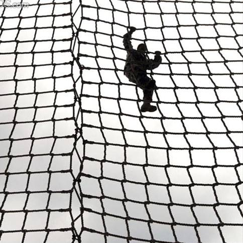 High quality climbing cargo net for obstacle course