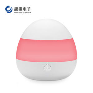 Personal Space Funny Usb Mini Egg Air Cooler Ultrasonic Home Aroma Humidifier