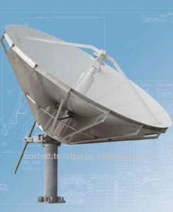 4.8m satellite dish offset Ku Band