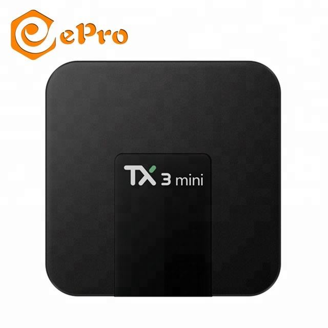TX3 MINI S905W 2G 16G Android 7.1 OS tv box smart tv box