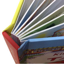 kids hardcover board pop up book printing